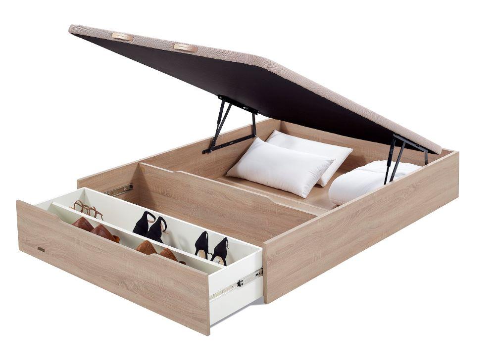 canapé de madera abatible